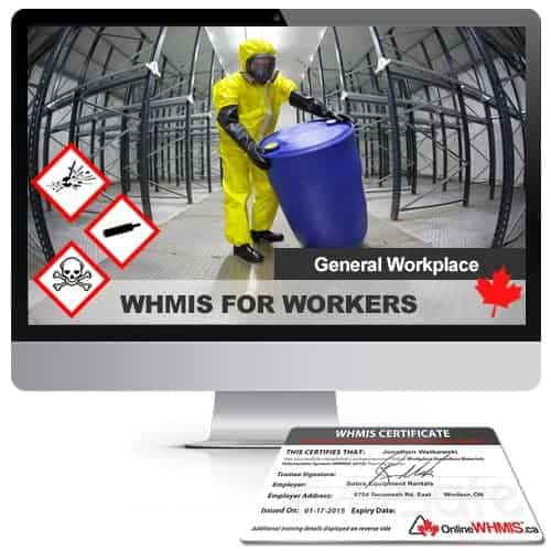 WHMIS Certification Training Online | Get WHMIS Certified Today for ...