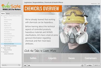 WHMIS Online Certification Training
