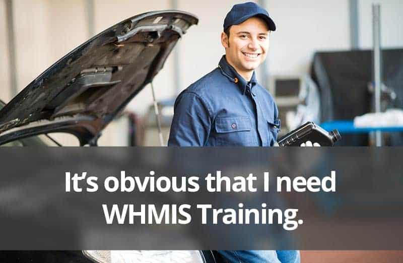 Who needs WHMIS Training