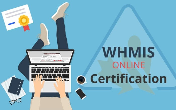 WHMIS Online Certification